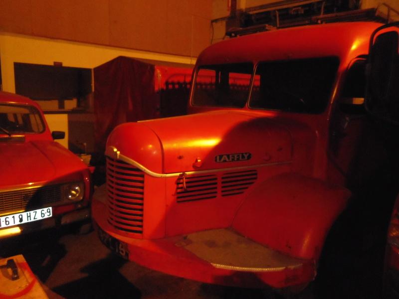 Des camions à gogo....Musée des sapeurs pompiers de Lyon - Page 5 Imgp0919