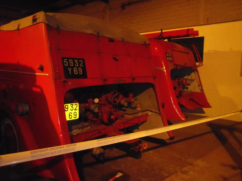 Des camions à gogo....Musée des sapeurs pompiers de Lyon - Page 5 Imgp0920