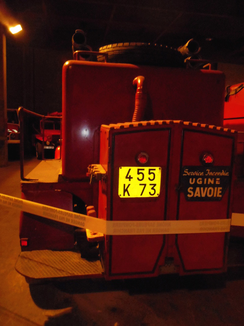 Des camions à gogo....Musée des sapeurs pompiers de Lyon - Page 5 Imgp0921