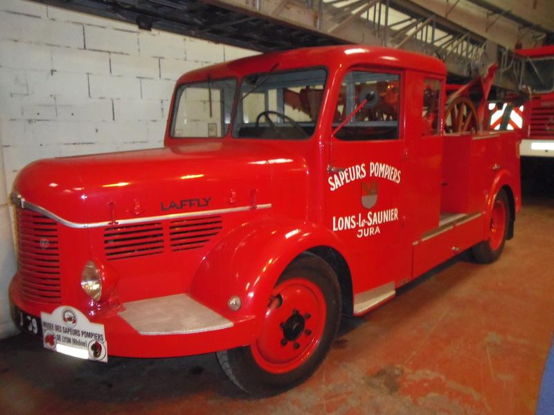 Des camions à gogo....Musée des sapeurs pompiers de Lyon - Page 5 Imgp0923