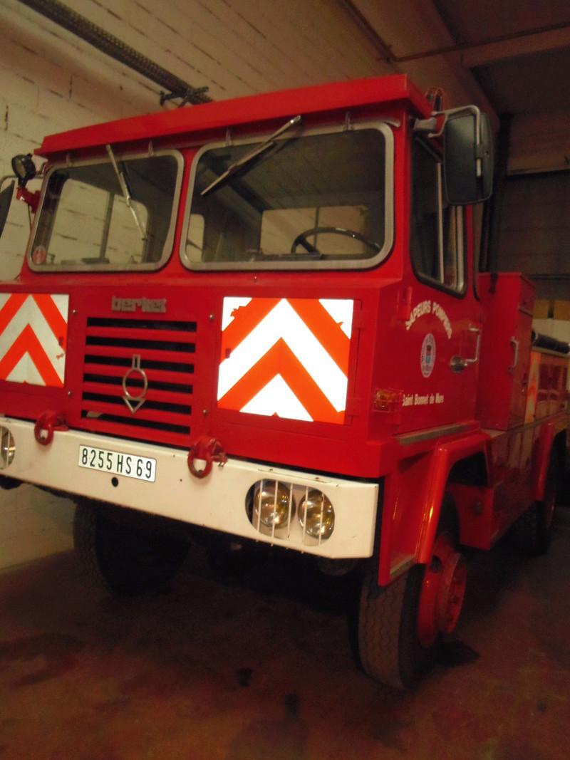 Des camions à gogo....Musée des sapeurs pompiers de Lyon - Page 5 Imgp0924