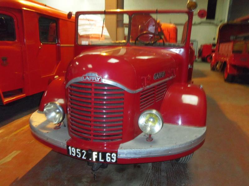 Des camions à gogo....Musée des sapeurs pompiers de Lyon - Page 5 Imgp0927