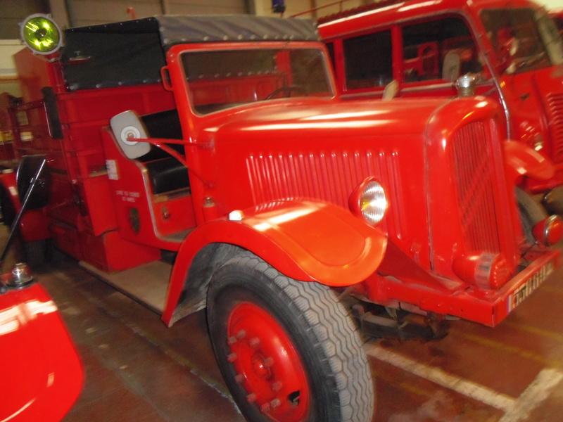Des camions à gogo....Musée des sapeurs pompiers de Lyon - Page 5 Imgp0929