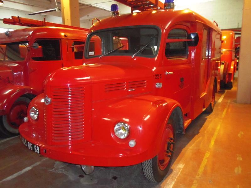 Des camions à gogo....Musée des sapeurs pompiers de Lyon - Page 5 Imgp0930