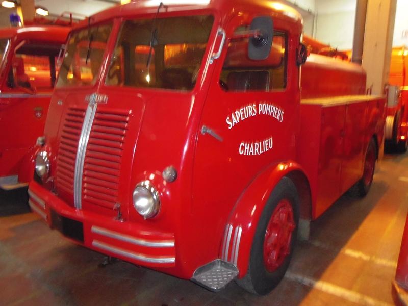 Des camions à gogo....Musée des sapeurs pompiers de Lyon - Page 5 Imgp0932