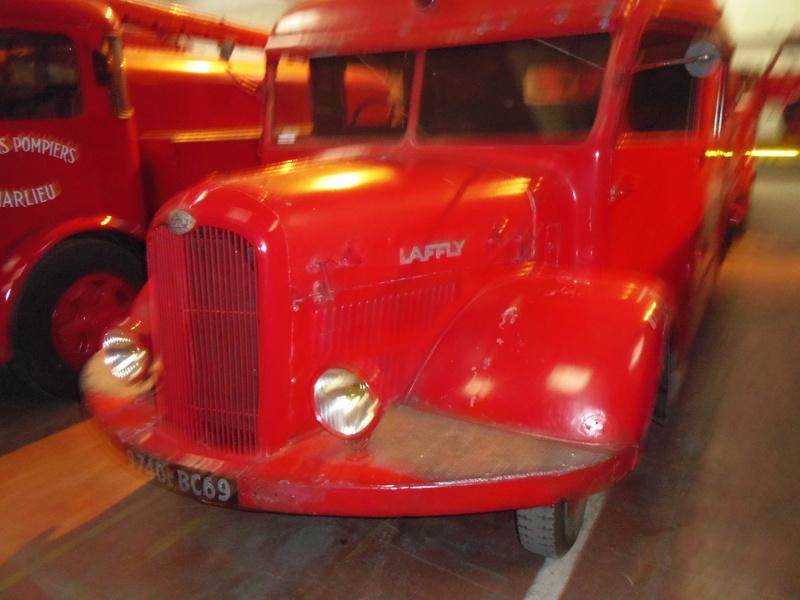 Des camions à gogo....Musée des sapeurs pompiers de Lyon - Page 5 Imgp0933