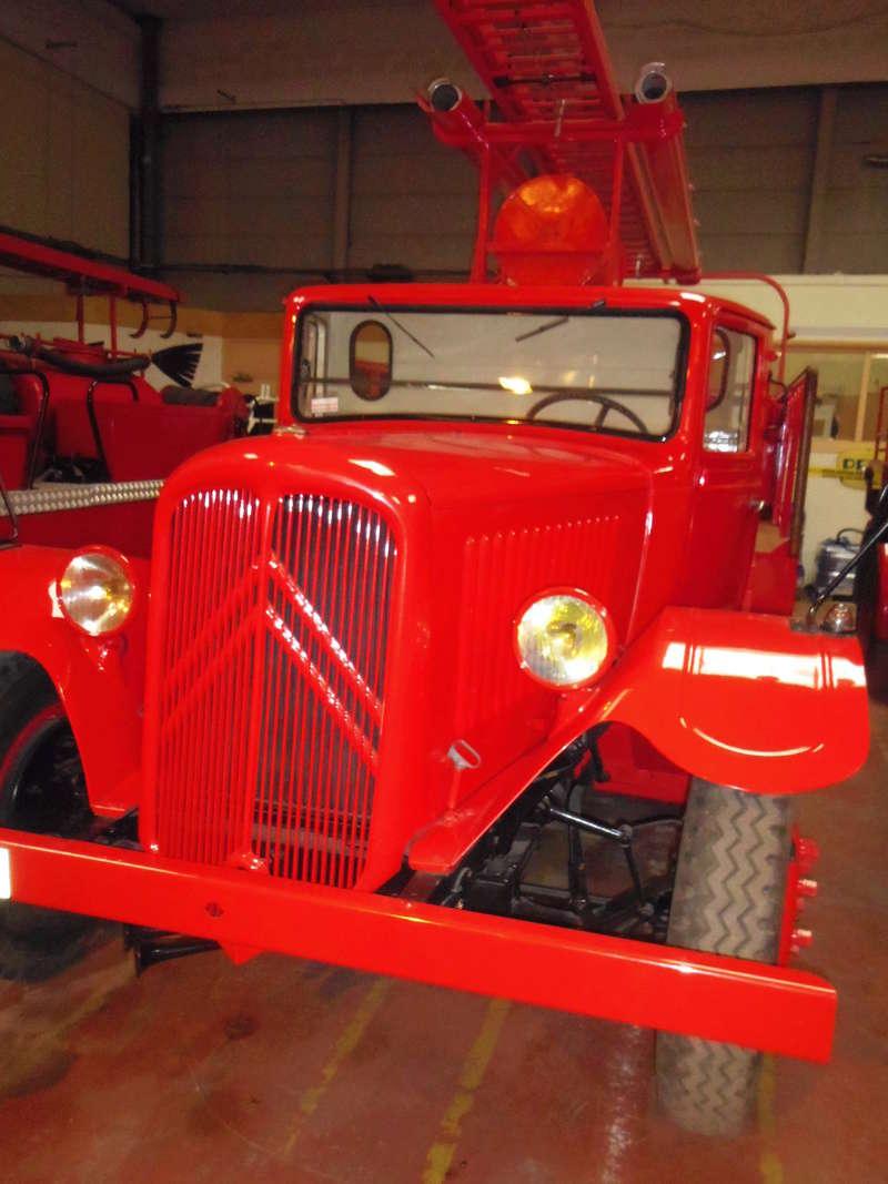 Des camions à gogo....Musée des sapeurs pompiers de Lyon - Page 5 Imgp0934