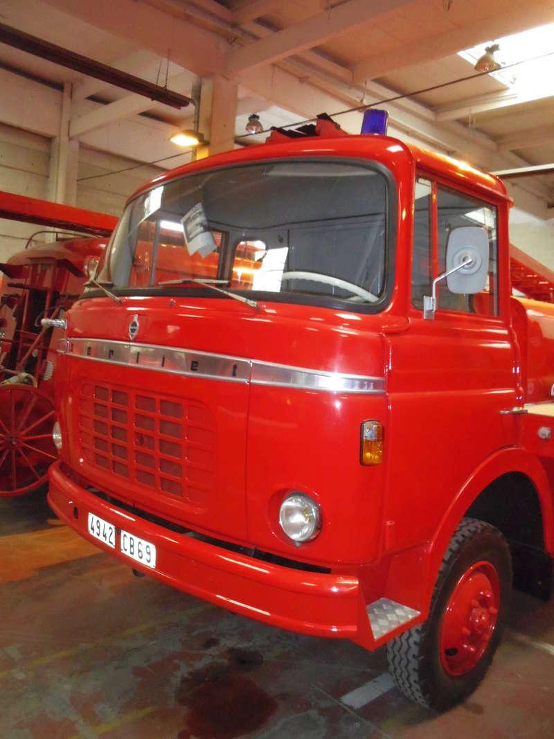 Des camions à gogo....Musée des sapeurs pompiers de Lyon - Page 5 Imgp0939