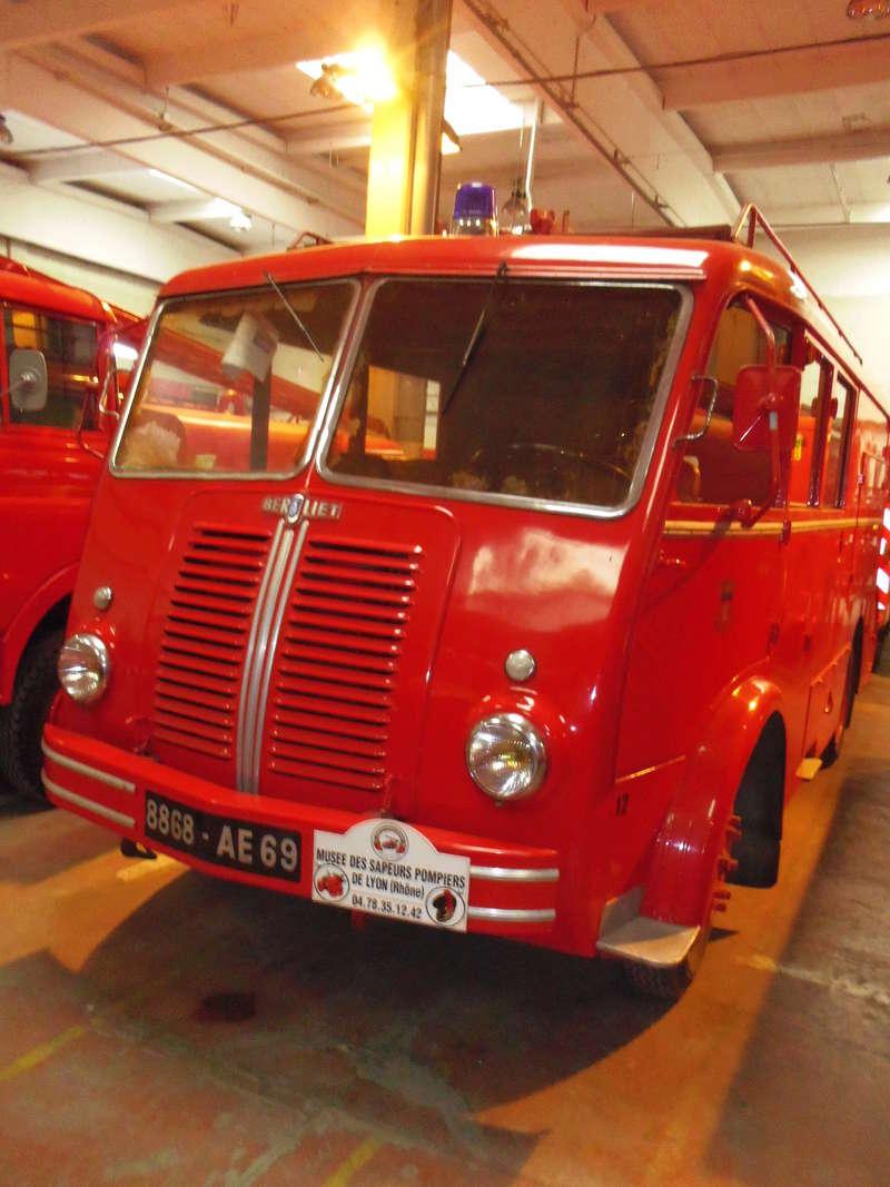 Des camions à gogo....Musée des sapeurs pompiers de Lyon - Page 5 Imgp0940