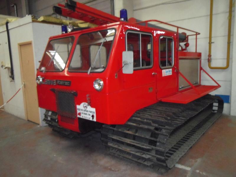 Des camions à gogo....Musée des sapeurs pompiers de Lyon - Page 5 Imgp0942