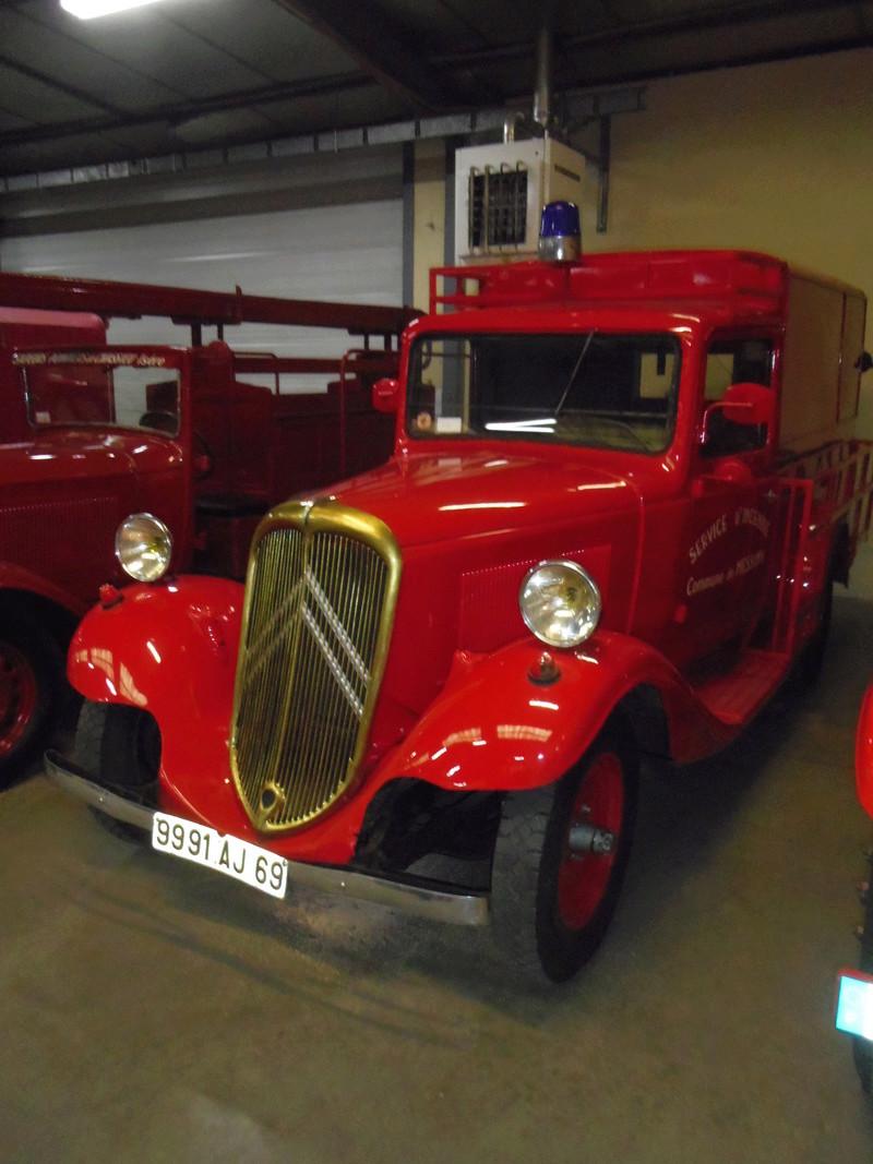 Des camions à gogo....Musée des sapeurs pompiers de Lyon - Page 5 Imgp0943