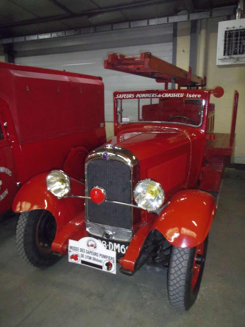 Des camions à gogo....Musée des sapeurs pompiers de Lyon - Page 5 Imgp0945