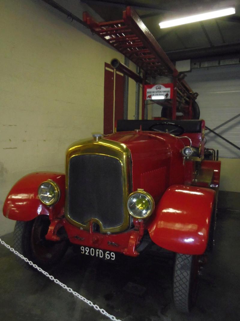 Des camions à gogo....Musée des sapeurs pompiers de Lyon - Page 5 Imgp0946