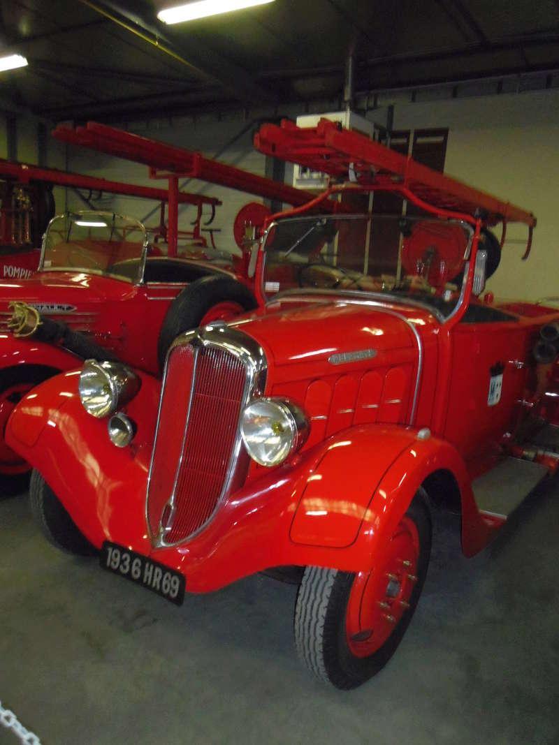 Des camions à gogo....Musée des sapeurs pompiers de Lyon - Page 5 Imgp0947