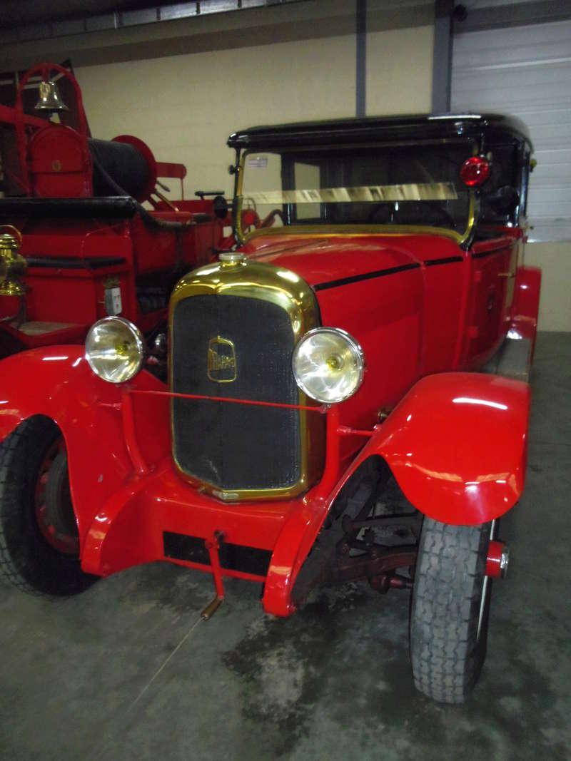 Des camions à gogo....Musée des sapeurs pompiers de Lyon - Page 5 Imgp0952