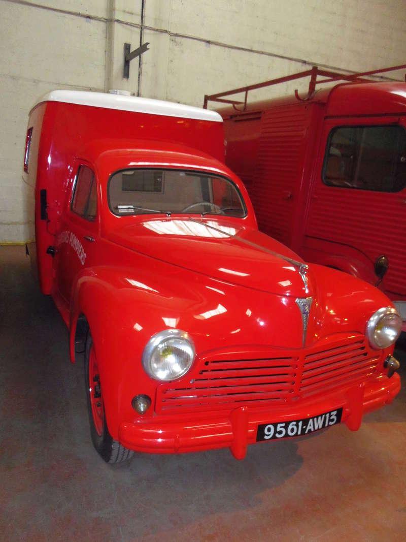 Des camions à gogo....Musée des sapeurs pompiers de Lyon - Page 6 Imgp0972