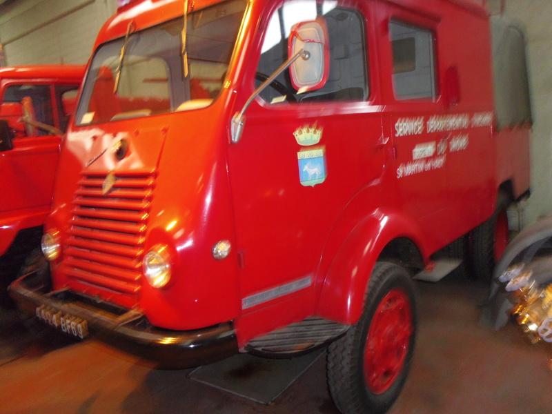 Des camions à gogo....Musée des sapeurs pompiers de Lyon - Page 6 Imgp0976