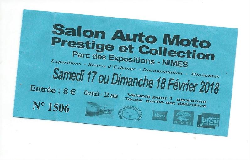 Salon Auto Moto Prestige à Nîmes les 17 et 18 /02/2018 Nimes_10