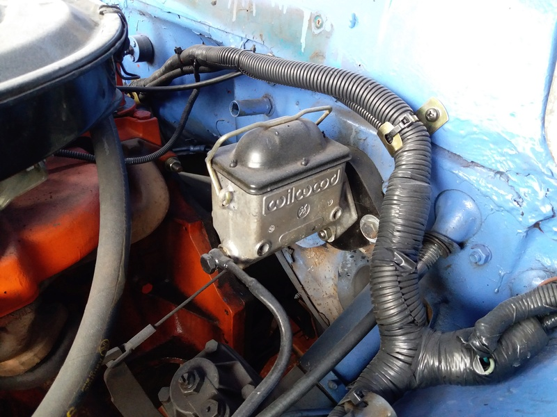 Problema no sistema de freio Opala 1972 20180510