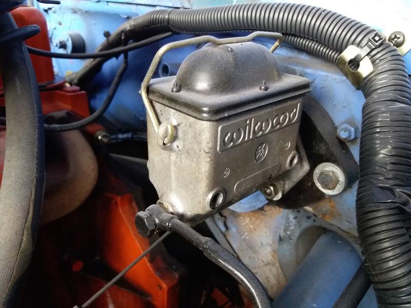 Problema no sistema de freio Opala 1972 20180511