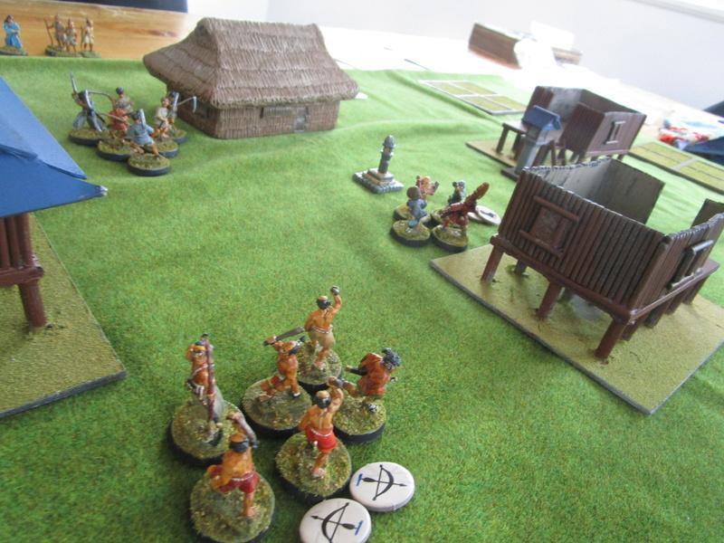 Japongo, les sept samourais, parties de playtest. Img_0229