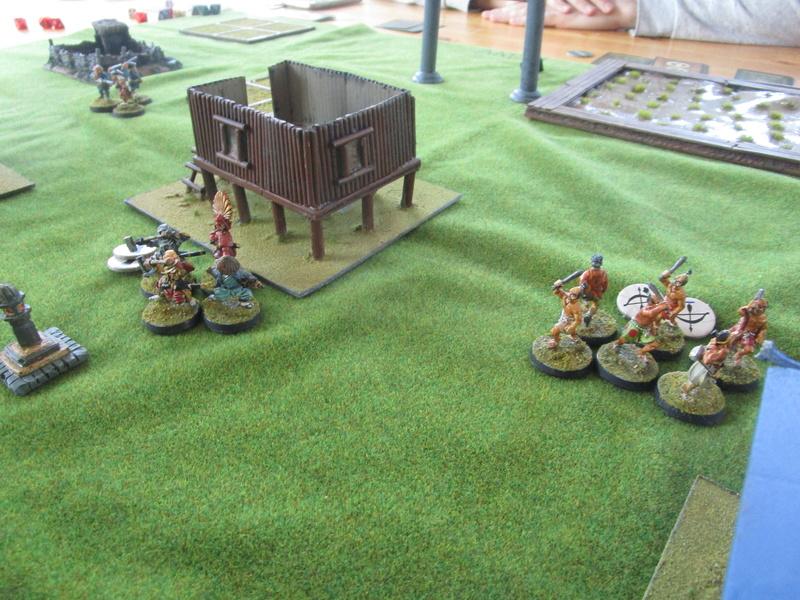 Japongo, les sept samourais, parties de playtest. Img_0231