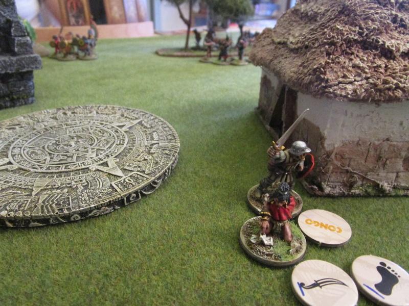 """Première campagne """"trône du tonnerre"""" en pays aztéque - premier contact Img_9340"""