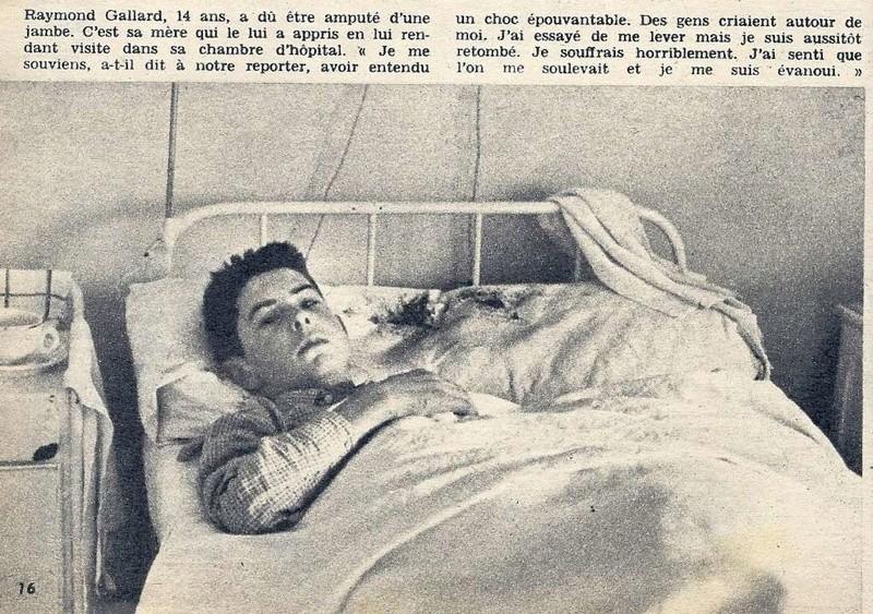 Chantonnay. Il y a 60 ans, l'accident de train avait fait 29 morts 1957-112