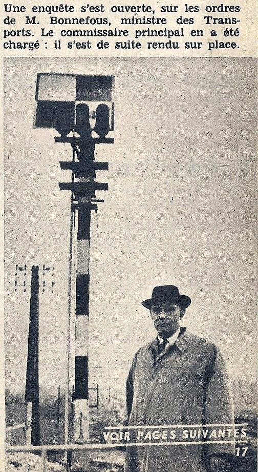 Chantonnay. Il y a 60 ans, l'accident de train avait fait 29 morts 1957-113