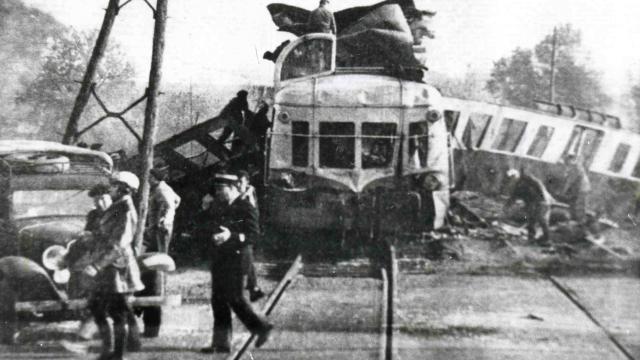 Chantonnay. Il y a 60 ans, l'accident de train avait fait 29 morts Chanto10