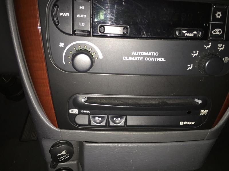 Télécommande Mopar Chrysler Grand Voyager  D092bd10