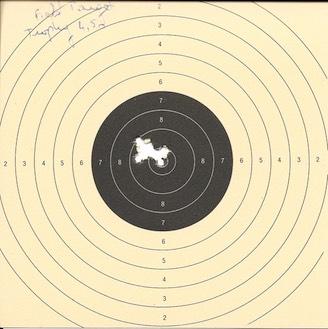 Brocock Compatto target 4,5mm 16J Compat17