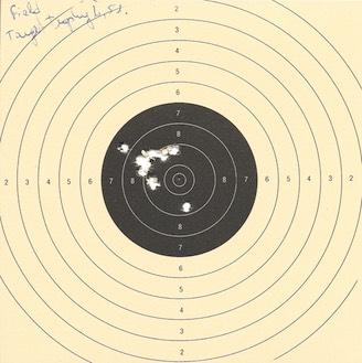 Brocock Compatto target 4,5mm 16J Compat18