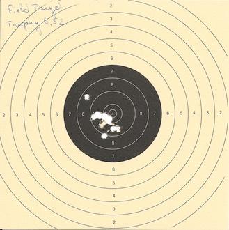 Brocock Compatto target 4,5mm 16J Compat20