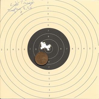 Brocock Compatto target 4,5mm 16J Compat24