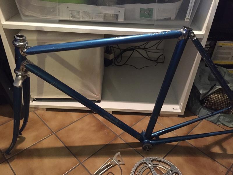 Nouveau vélo… Cinelli ! 38447511