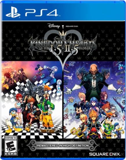 Kingdom Hearts HD 1.5 + 2.5 ReMIX 56988010