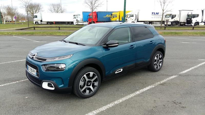 2018 - [Citroën] C4 Cactus restylé  - Page 2 20180310