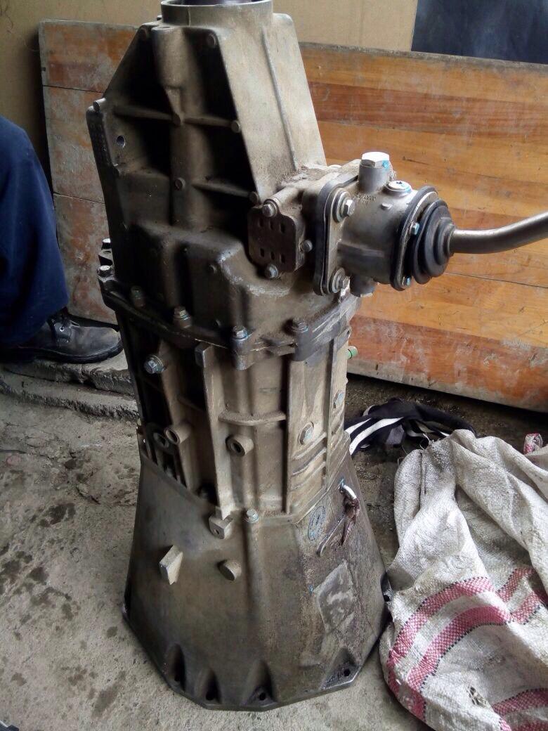 caja de cambios de l200 motor 2.5 4x4 aspirada Image12