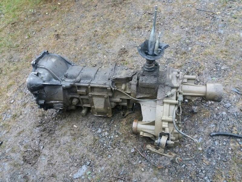 caja de cambios de l200 motor 2.5 4x4 aspirada Img-2011