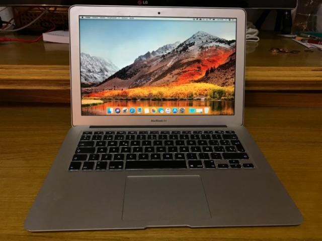 "Vendo MacBook Air 13"" 18949610"