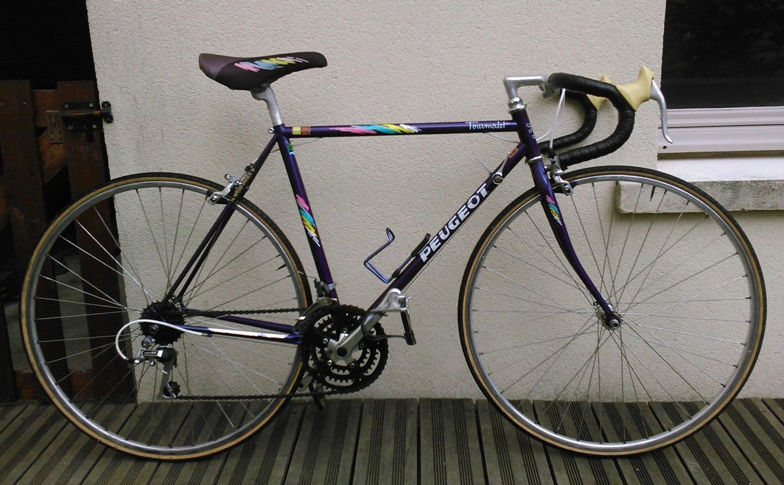 Quel est ce vélo? A111