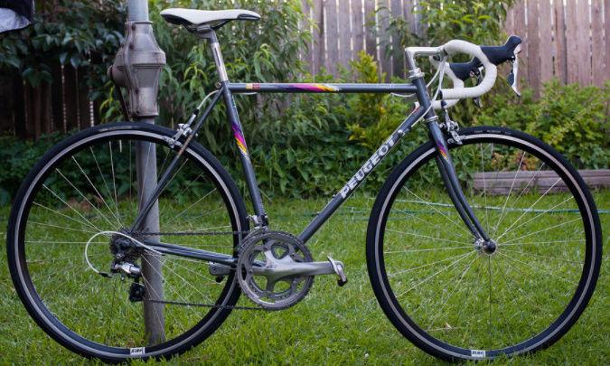 Quel est ce vélo? A211