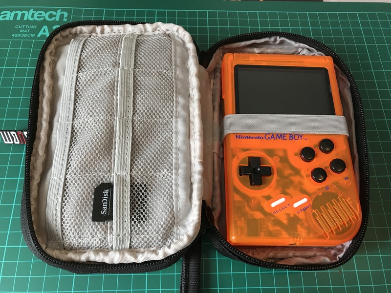 [TERMINÉ] YaYa's Game Boy Zero - ou l'émulation transportable en mode vintage Cd9cd710