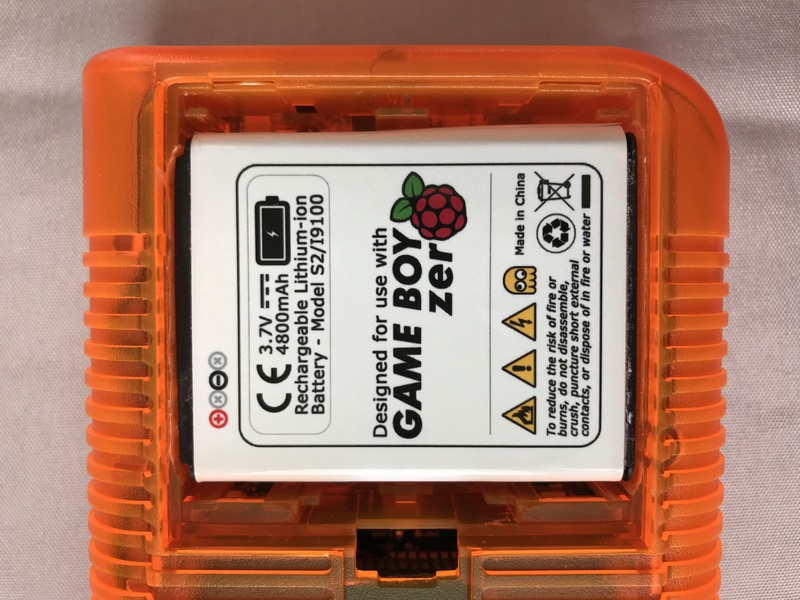 [TERMINÉ] YaYa's Game Boy Zero - ou l'émulation transportable en mode vintage F782dc10