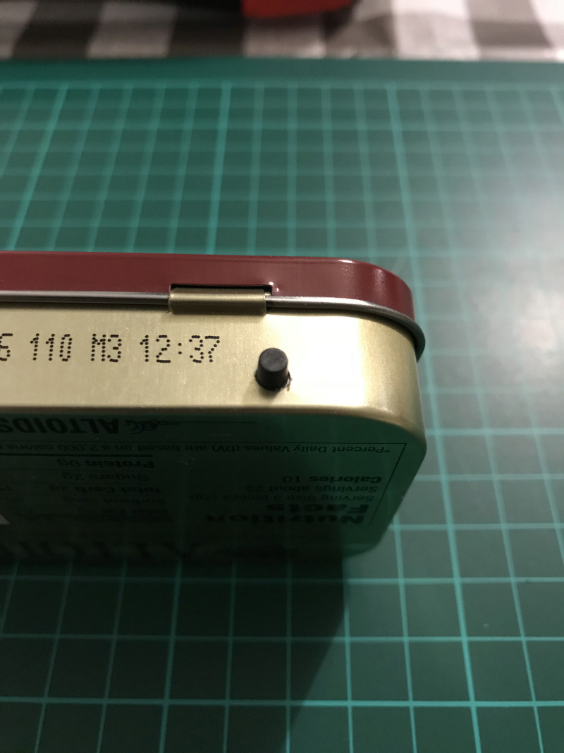 [TERMINÉ]YaYa's MintyPi - Console portable dans une boite de bonbons à la menthe de 9x6x3cm Img_1133