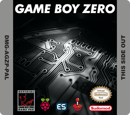 [TERMINÉ] YaYa's Game Boy Zero - ou l'émulation transportable en mode vintage Label_11