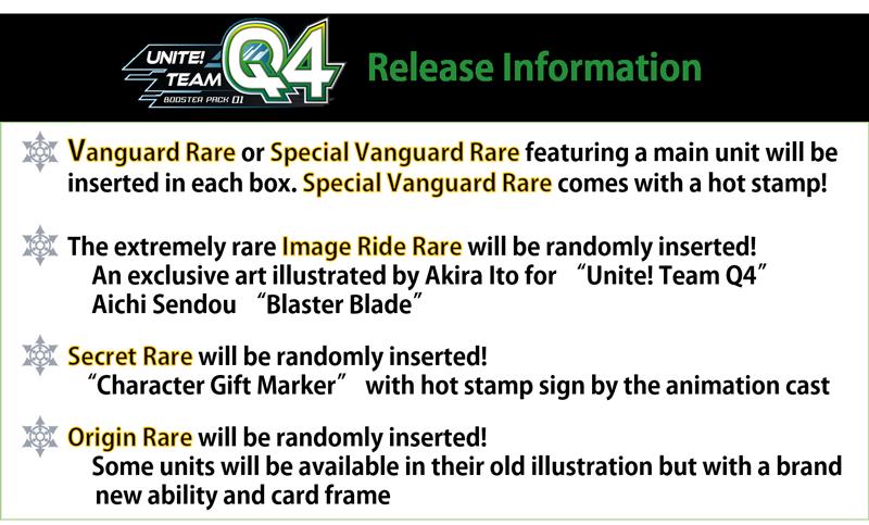 Renouveau du jeu Cardfight!! Vanguard Booste10