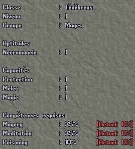 Classe - Nécromancien Nec111