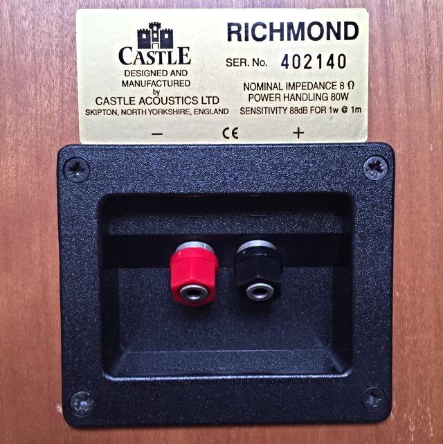 Amplificacion para cajas Castle Richmond (Serie 1) Castle11